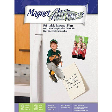 Craft Attitude Magnet Attitude Printable Film
