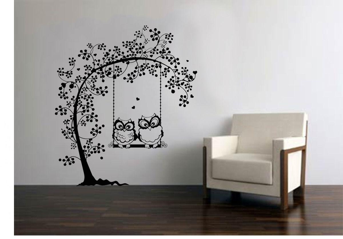 Stickers para pared arboles buscar con google decora for Arbol vinilo