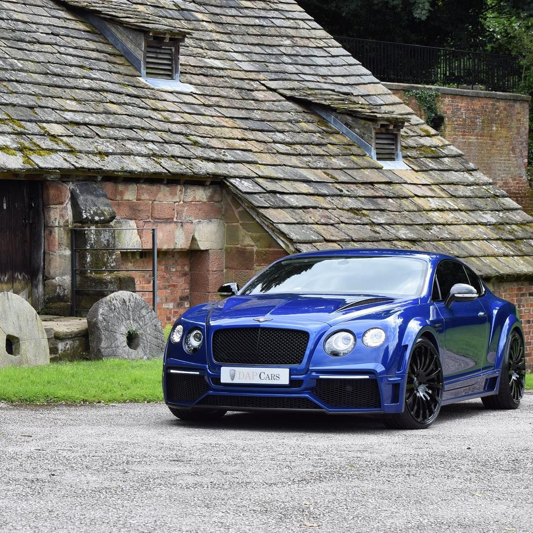 Cars Luxury Cars Bentley: DAP Cars Bentley Continental GT