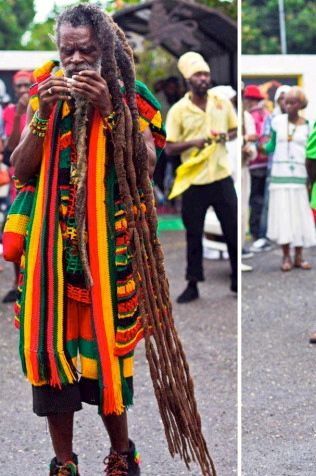 what is a rastafarian culture