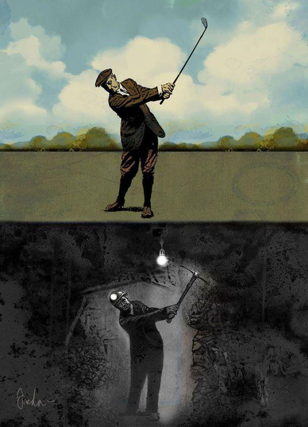 Satirical Illustrations by Anthony Freda - BlazePress