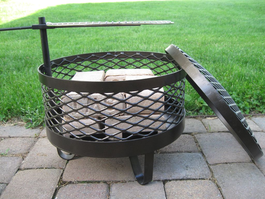 Diy Movable Fire Pit Camping Fire Pit Portable Fire Pits