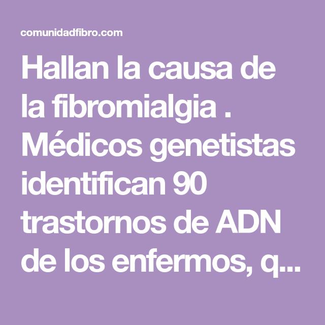 diabetes mellitus enfermedades asociadas con fibromialgia