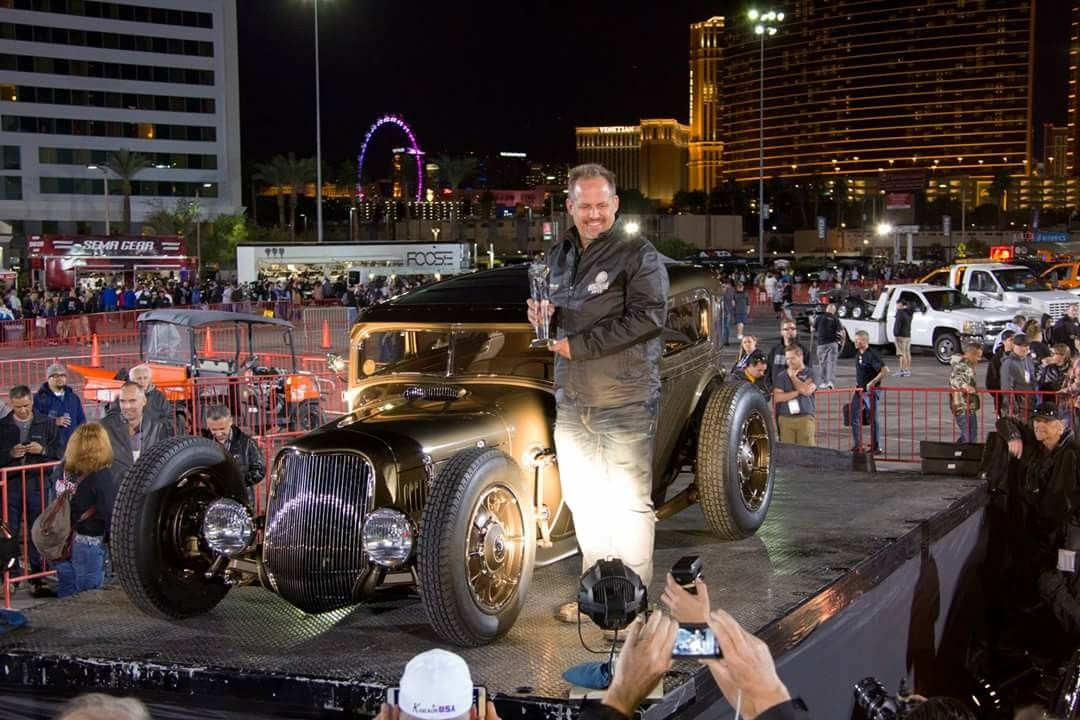 29 Ford Mariana Model A Coupe - Winner of 2017 SEMA Builders Contest ...