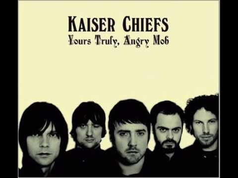 Kaiser Chiefs Ruby Lyrics In Description Kaiser Chiefs Music Albums Music Album Covers