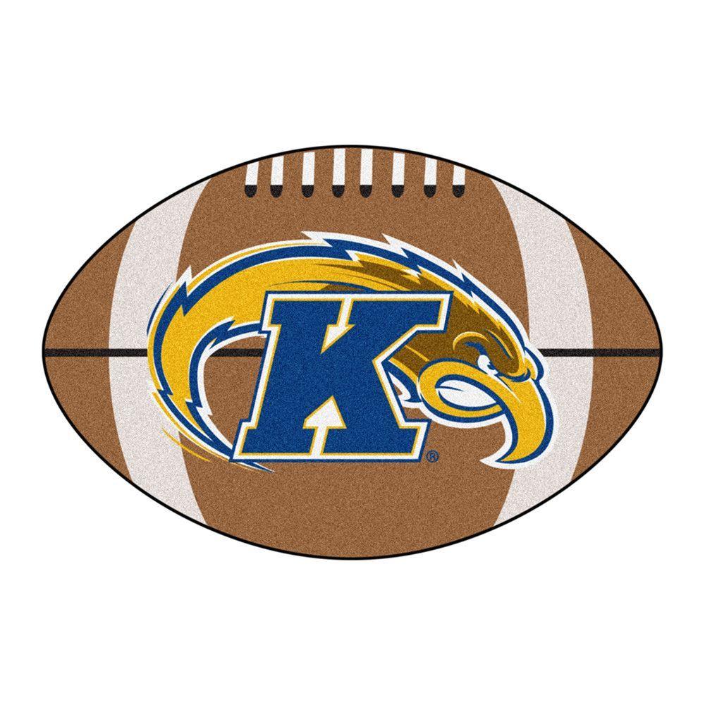 Kent Golden Flashes NCAA Football Floor Mat (22x35