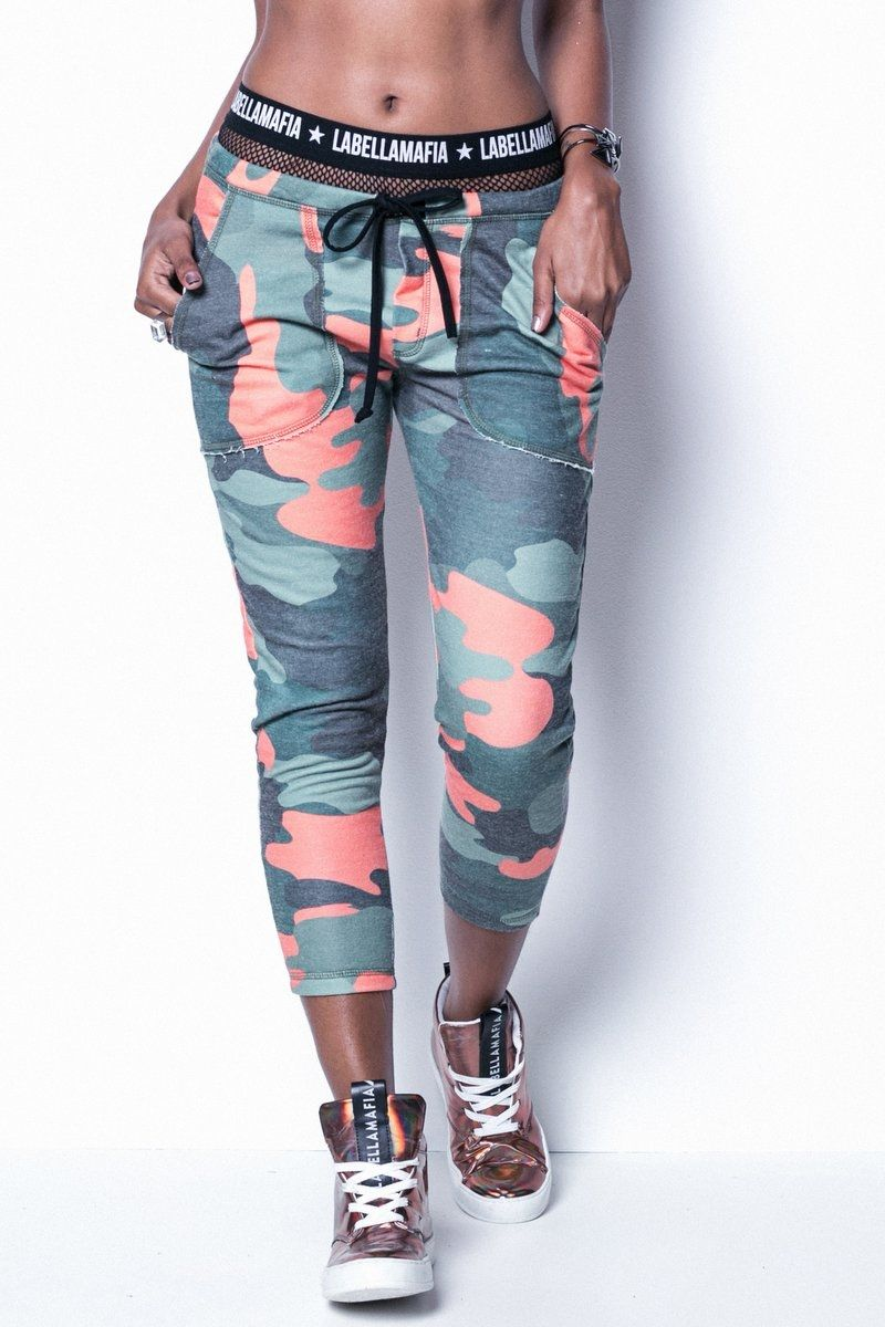 39d16348a2 Labellamafia - Calça Sweat Space Army - Ref.  MCL10439