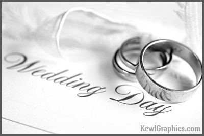 Wedding Day Rings Graphic plus many other high quality Graphics