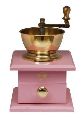 Sozen - SOZEN WOODEN BOX COFFEE GRINDER - PINK