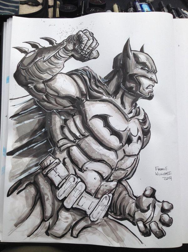 Batman Art Archives Arte Batman Desenhos A Lapis E Arte Do Palhaco