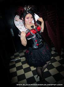 Diy Playing Card Collar Queen Of Hearts Costume Queen Of Hearts Card Costume