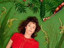 Sarah Alden's new Album-Up to the Sky [] Up To The Sky is a nine-song collection of tone poems using strings synth and lush harmonies. Think Andrew Bird meets Bjork.Kickstarter - Music Creator of project: sarah alden Project goal: $4500  [[line|n]] sarah alden