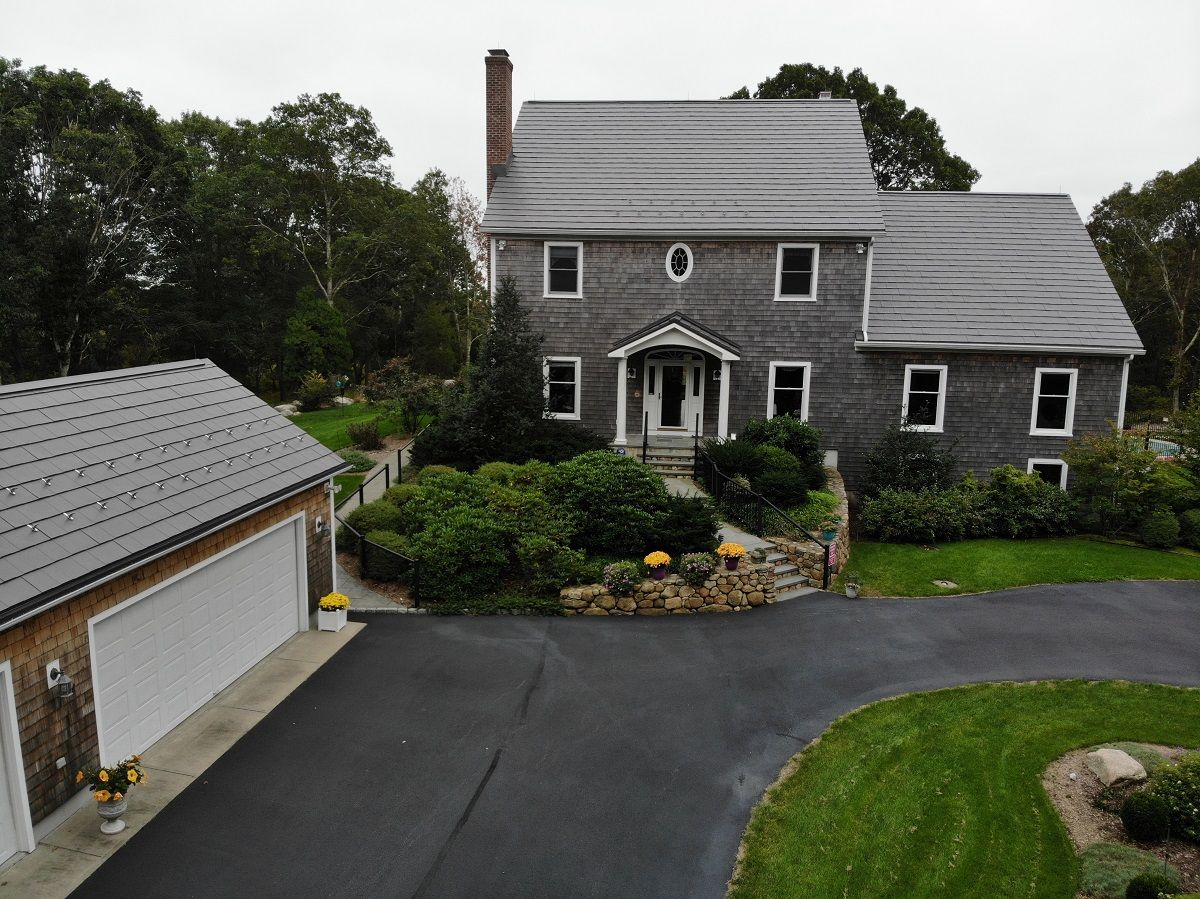 Ultimate Guide To Metal Roofing Metal Roof Roofing Systems Asphalt Roof