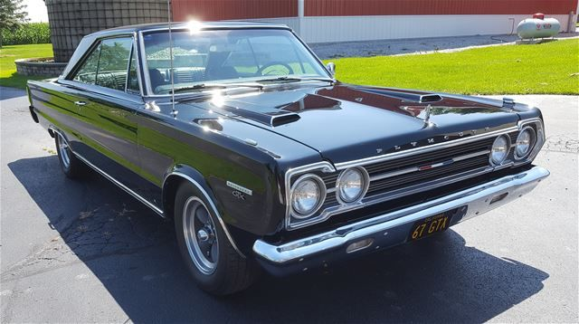 1967 Plymouth Gtx For Sale Plymouth Gtx Plymouth Indiana