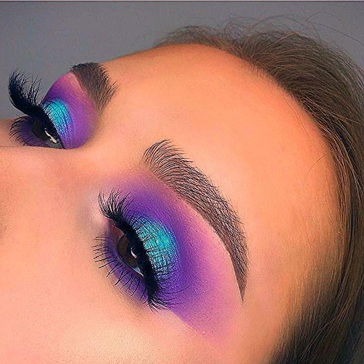 Photo of 29 Buntes Make up ist die einfachste Möglichkeit Ihren Look zu updaten