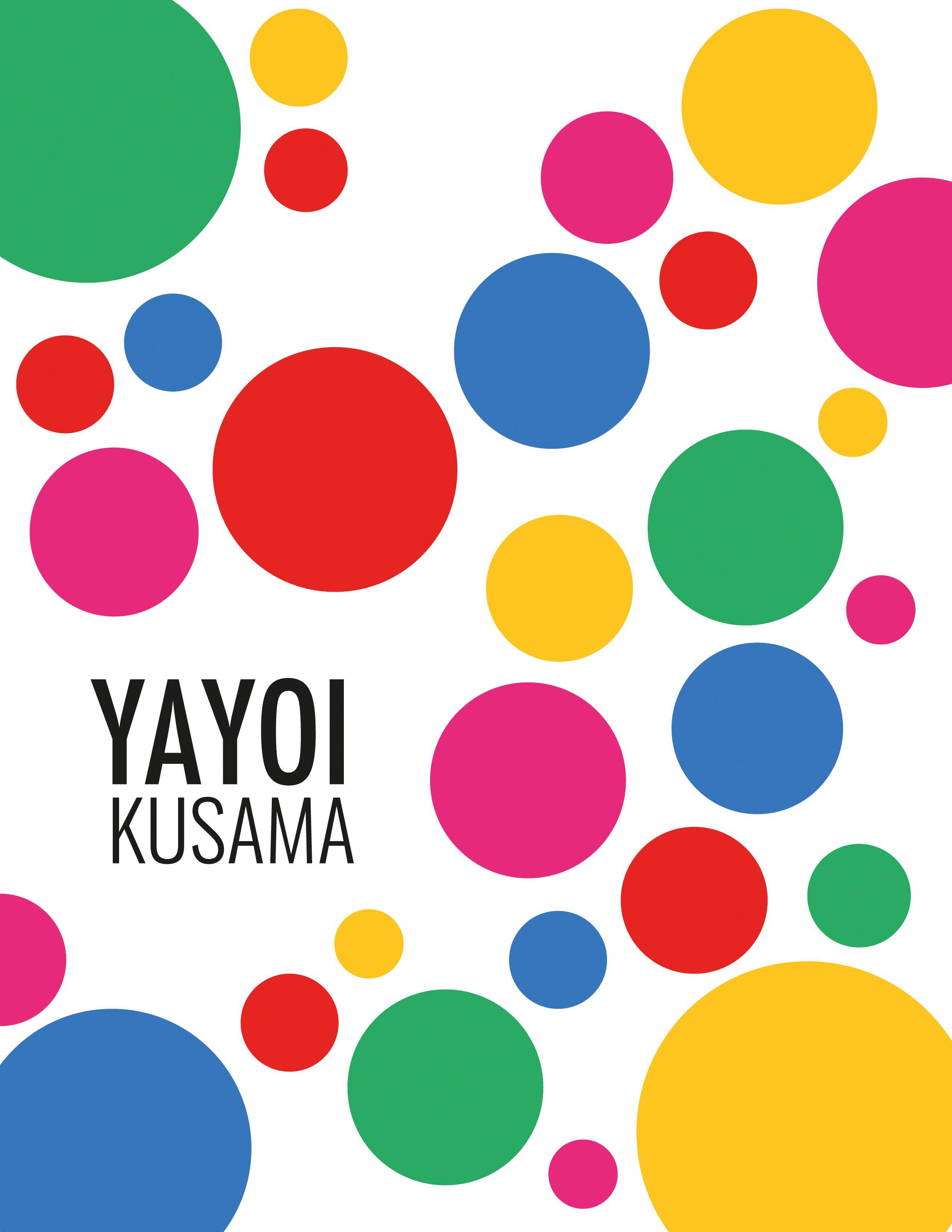 Consulta Este Proyecto Behance Yayoi Kusama Editorial