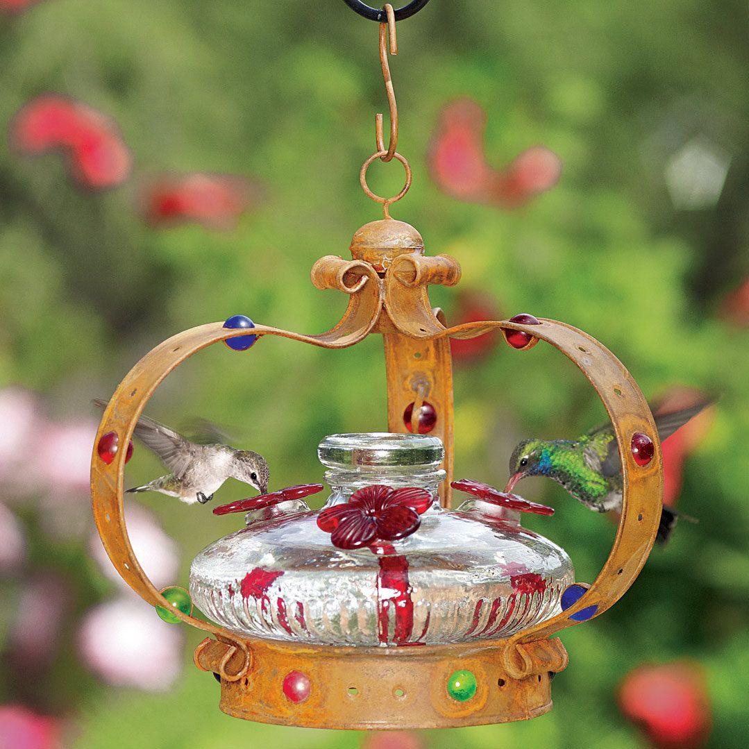 Hummingbird Feeders Humming bird feeders, Wooden bird