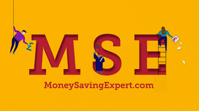 Martin Lewis's free site saves you money. Beat the system