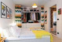 Me encanta esta idea para este armario.