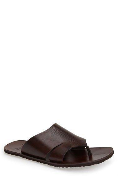 32d0f20694da Michael Toschi  Mara  Leather Sandal (Men) available at  Nordstrom ...