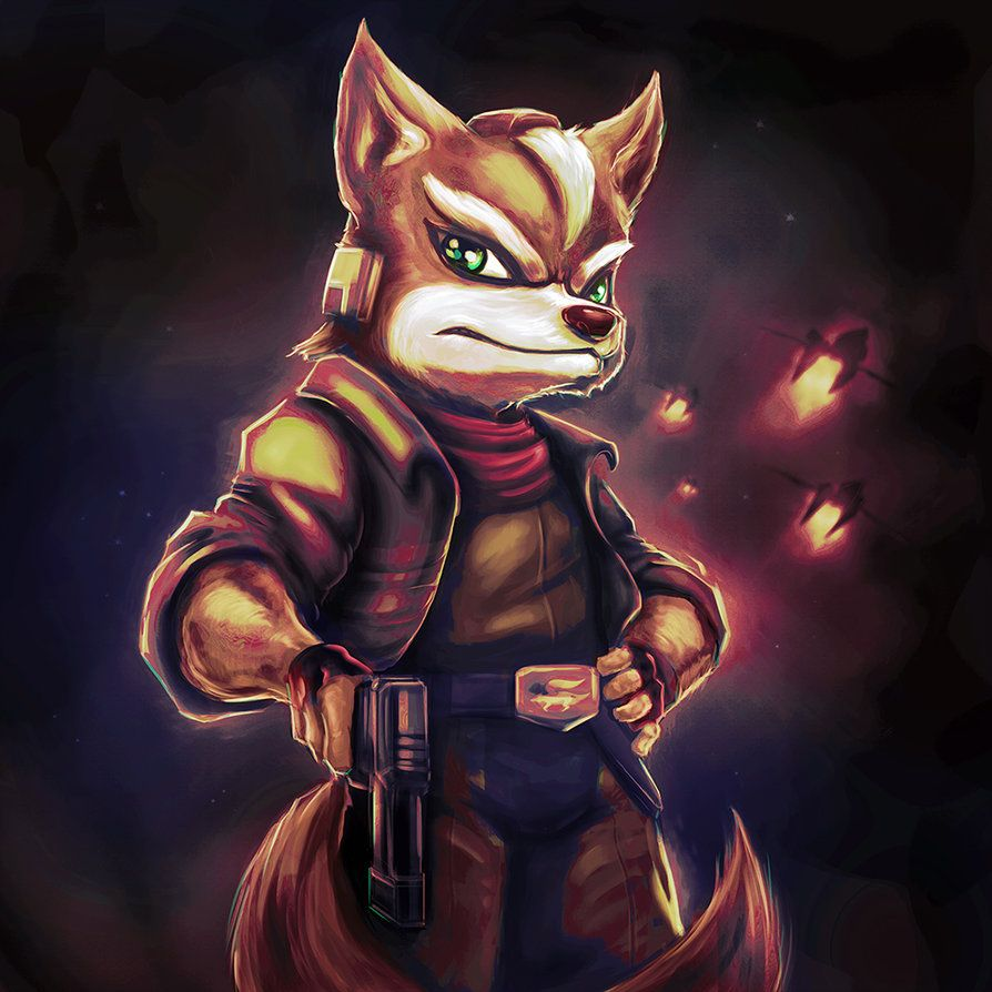 Star Fox Tribute - The Leader by PerfectDork on DeviantArt