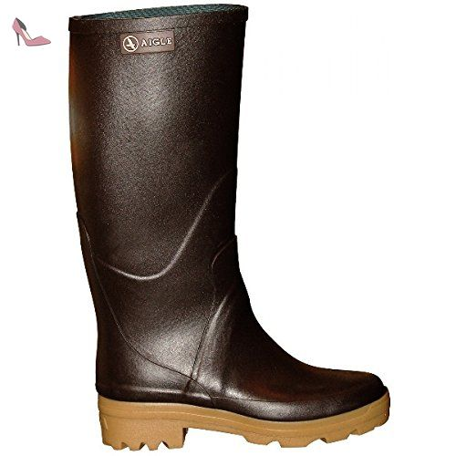 37 Brun Chaussures Aigle Pro Lady Chambord Bottes X8NZwPknO0