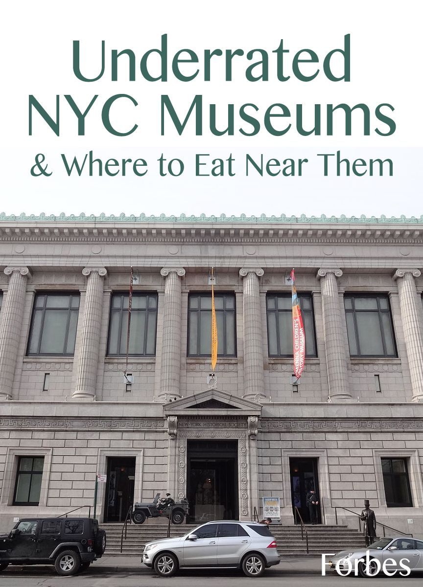 5 Underrated NYC Museums And Where To Eat Near Them in 2019 | Places