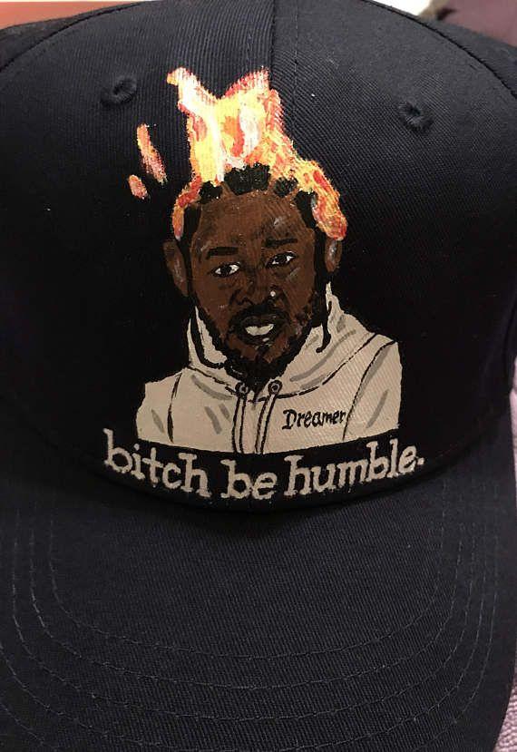Kendrick Lamar dad hat  88a2eebf573