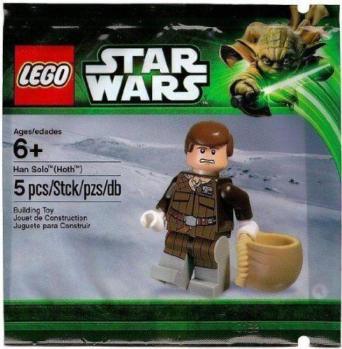 Lego Star Wars Han Solo Mudtrooper Disney Minifigure Sealed