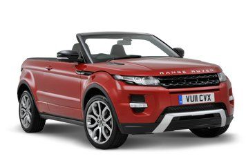 Land Rover Range Rover Evoque Cabrio Concept Not 100 Certain How I Feel But I M Leaning Toward Range Rover Evoque Land Rover Range Rover Evoque Convertible