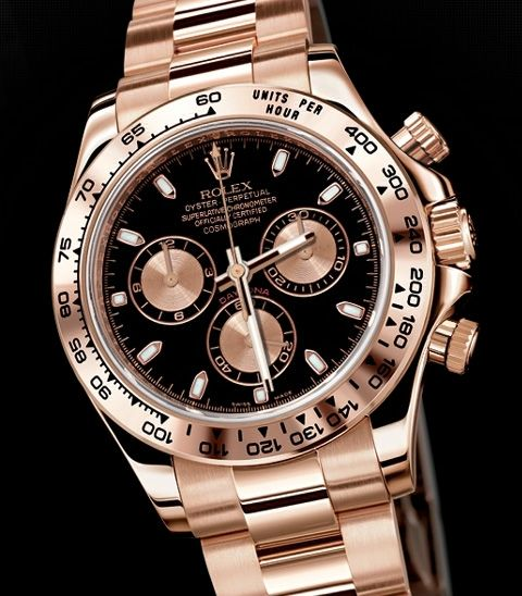 Rolex Daytona Womens Watch