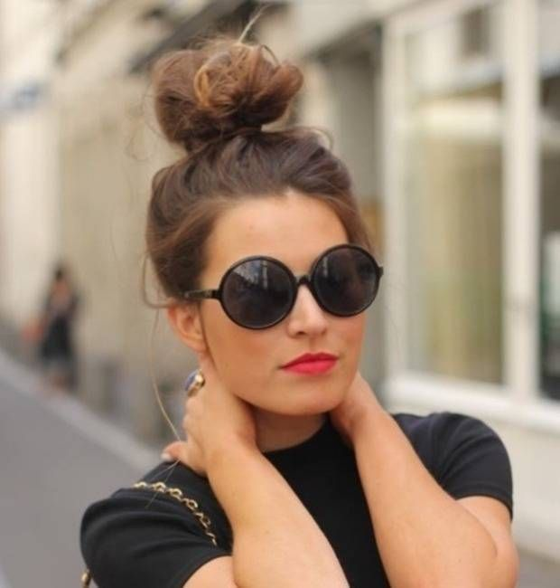 40 Evergreen Top Knot Hairstyles