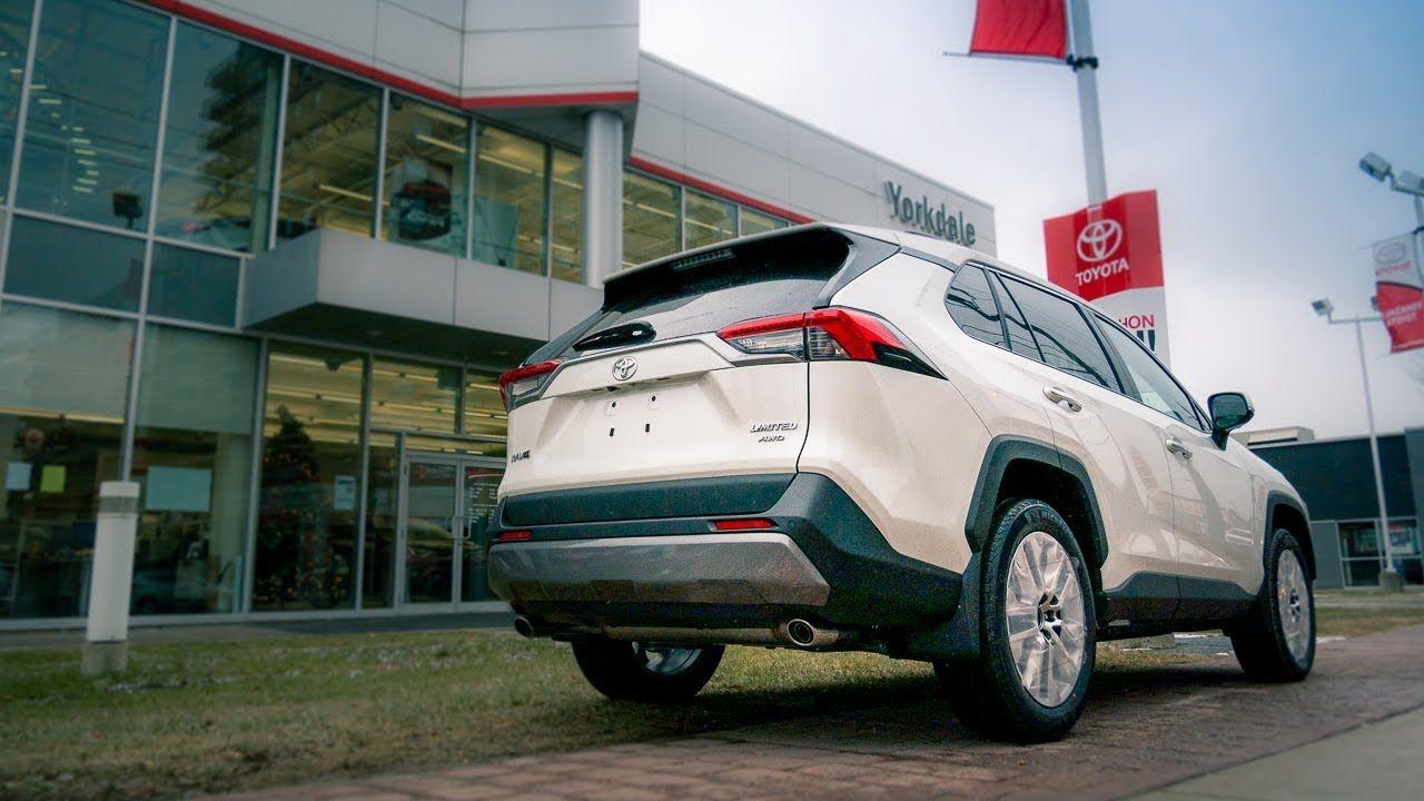 Toyota Rav4 2019 Specs On Trim Package Options YouTube