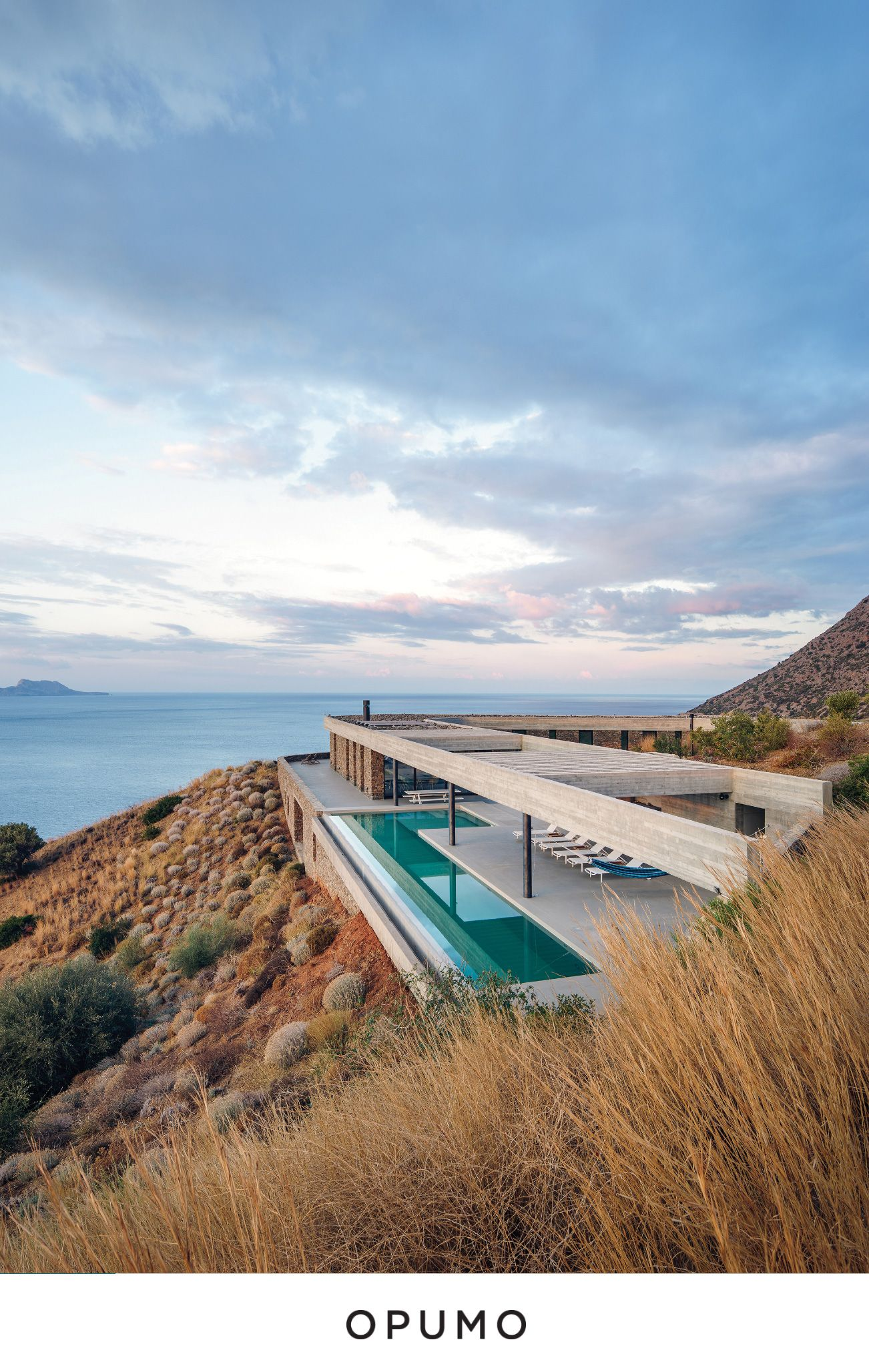 Crete's Ring House Gives Back To Its Surroundings