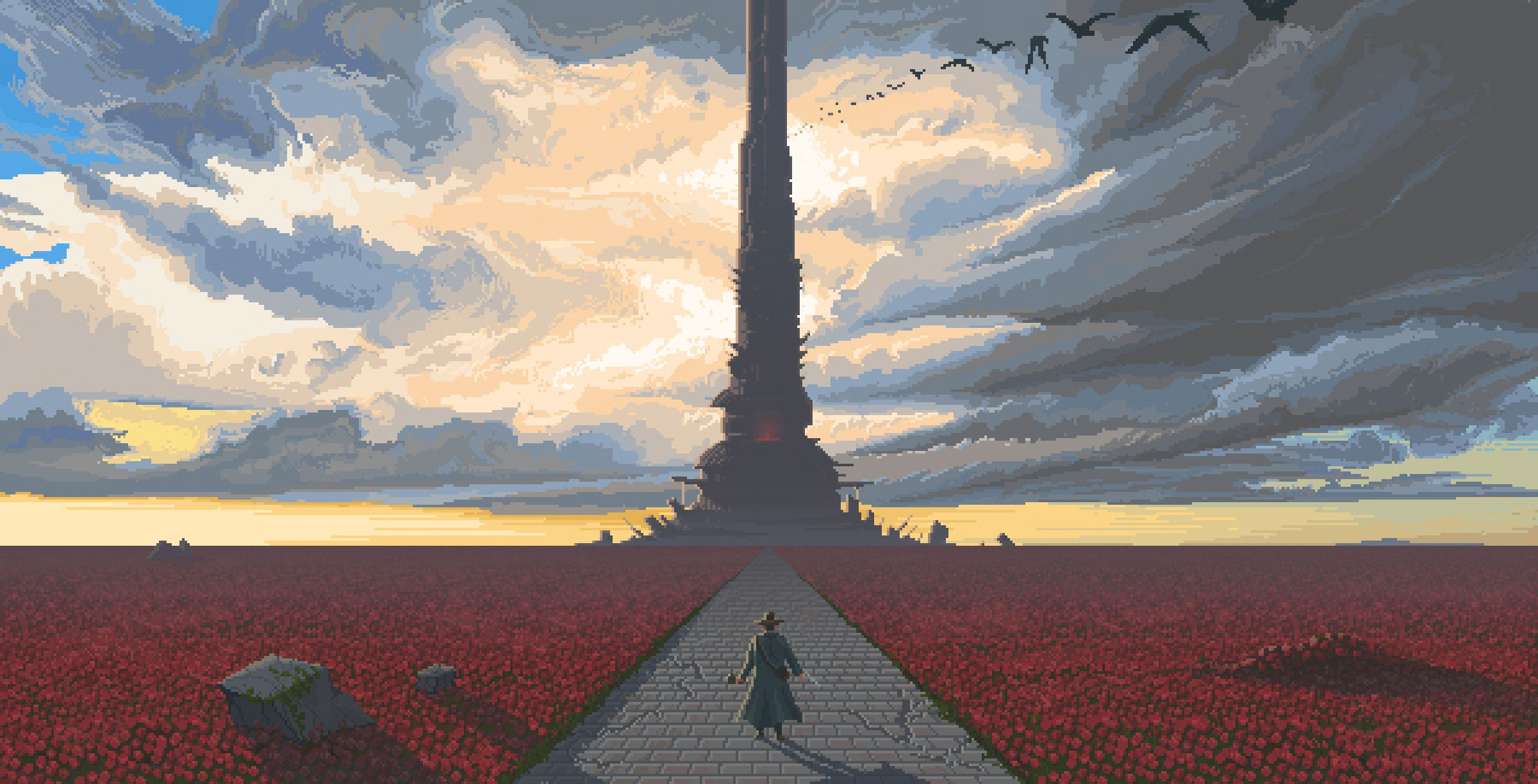 Amazing #animation of Stephen King's #TheDarkTower by https://www ...