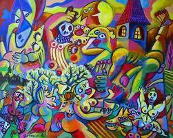 naif peinture - Recherche Google