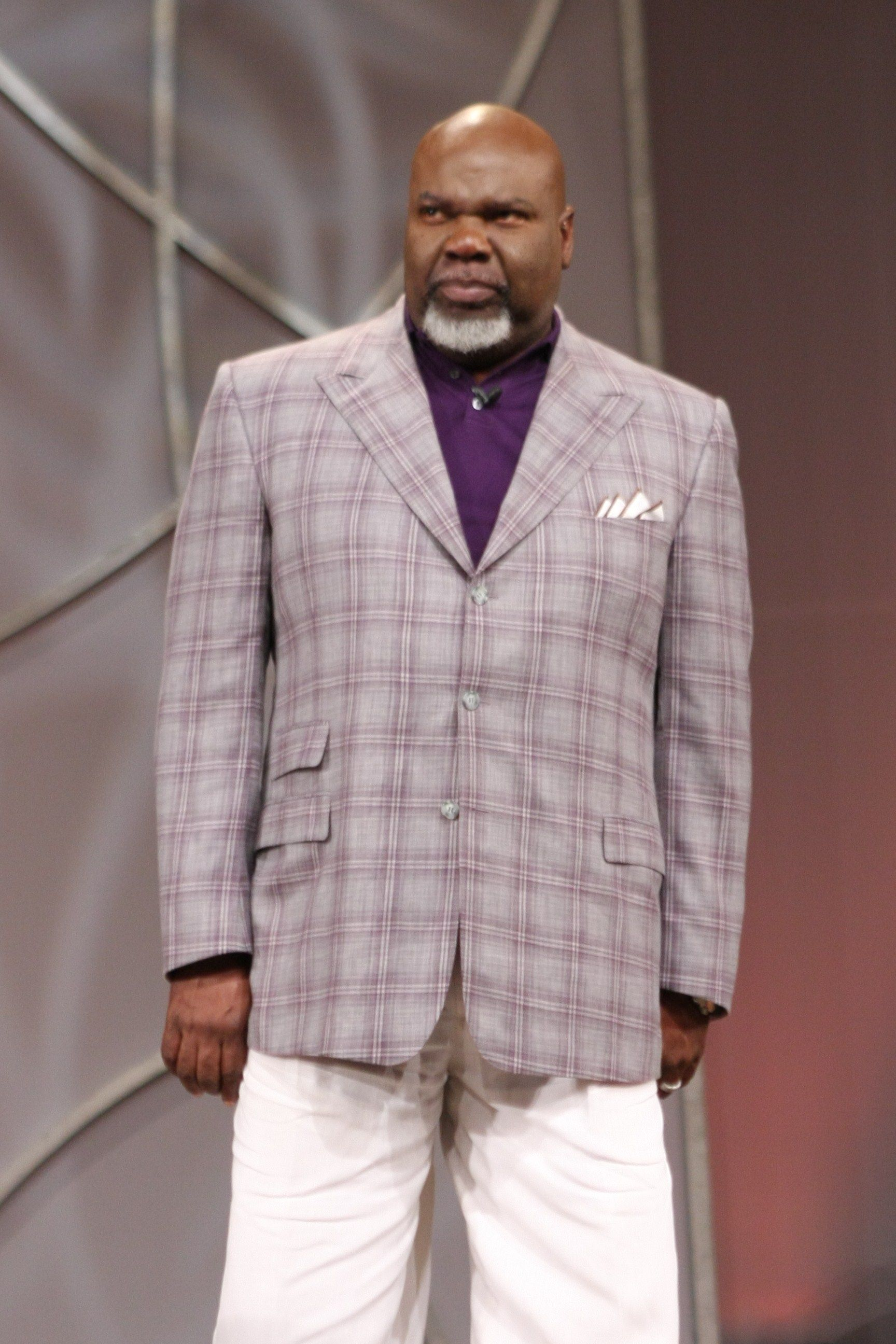 Pin by T D  Jakes on ManPower | Bishop td jakes, Bishop