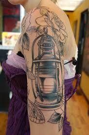 Lantern Tattoo | Lantern tattoo, Tattoos, Lamp tattoo