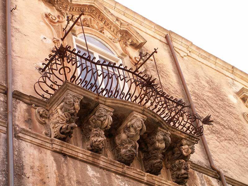 Ragusa-Palazzo-Cosentino #Sicily