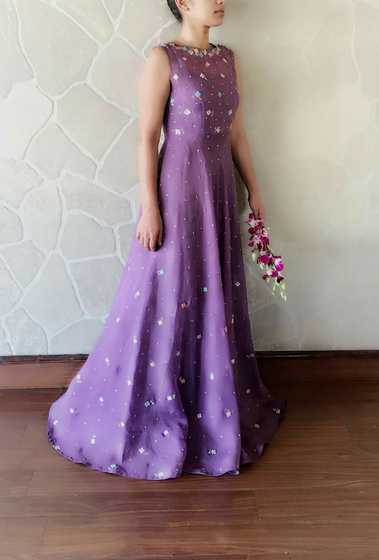 Pinterest Nk Gown Party Wear Party Wear Dresses Gown Pattern
