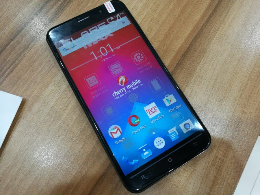 How to Reset Cherry Mobile Flare S4 Max https