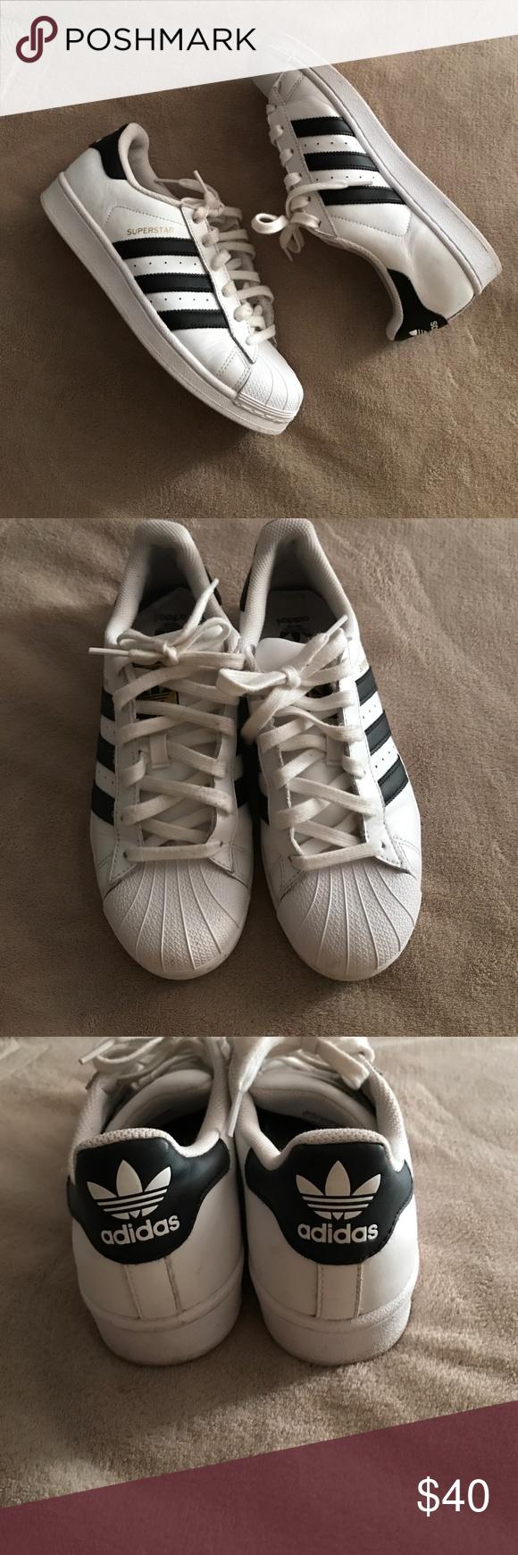 Classic Adidas Superstars   Adidas