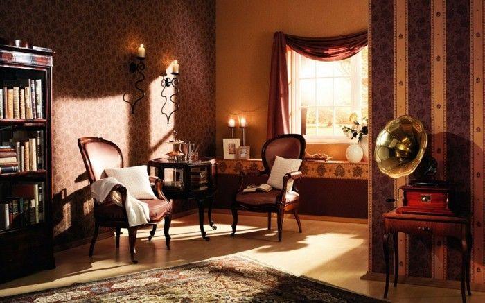Wohnideen Wohnzimmer im klassischen Stil für eleganten Komfort und - wohnideen wohnzimmer farben