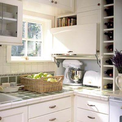 como decorar cocina esquinera con ventana - Buscar con Google