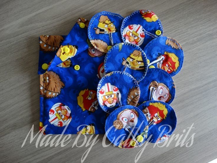 G-tube covers Angry Birds #sewing