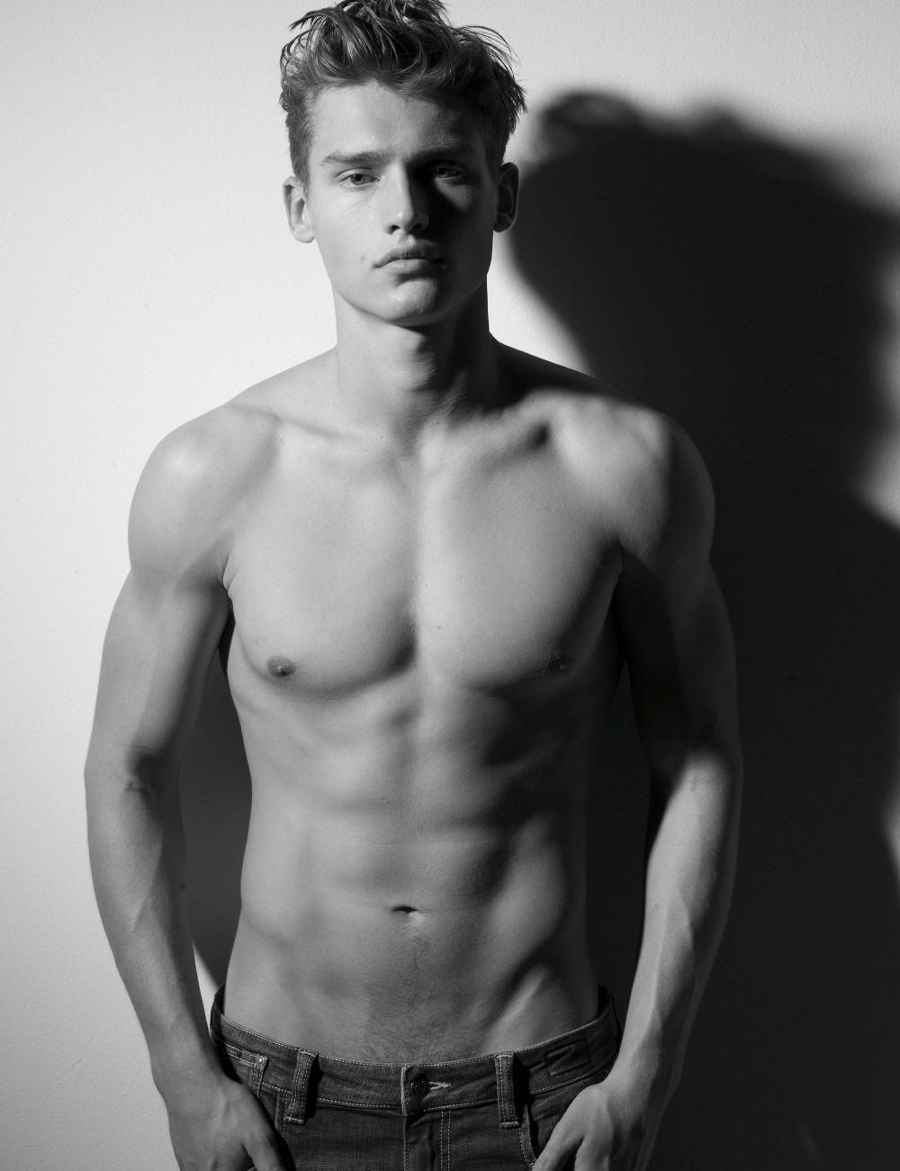 Hot russian male