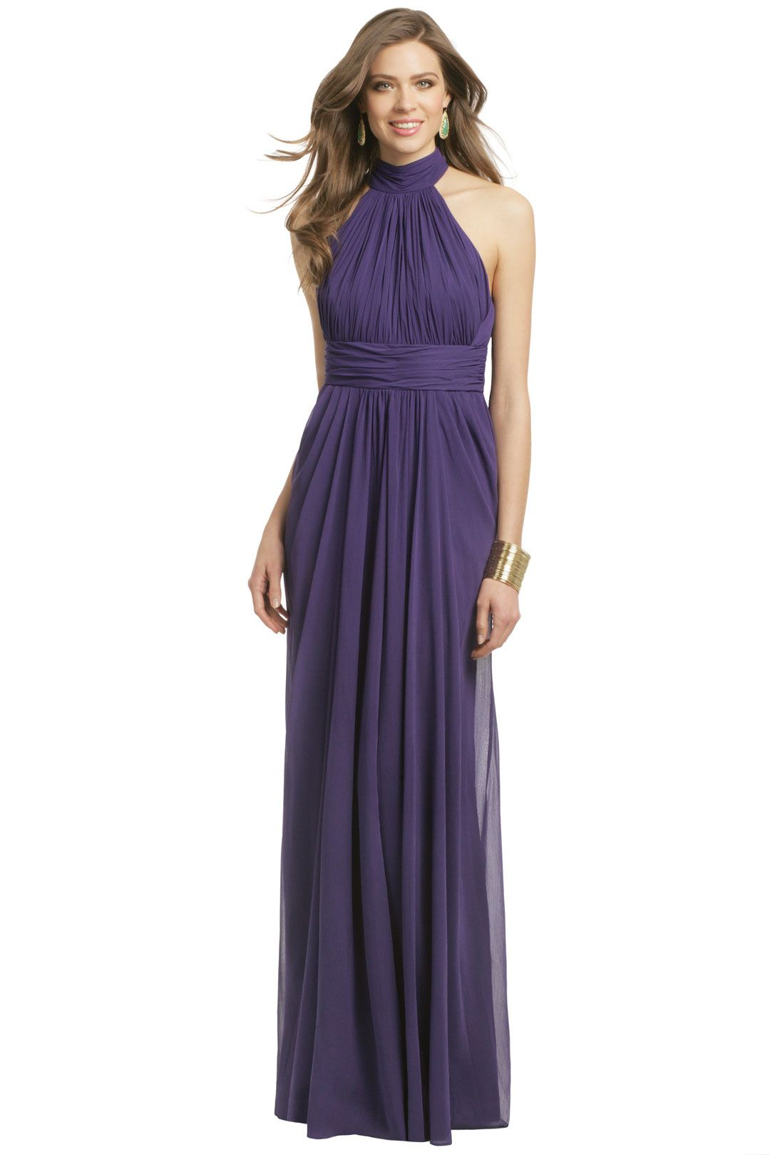 Dress to wear to a wedding as a guest in june  Make Love Not War Gown  Black tie wedding guests Badgley mischka