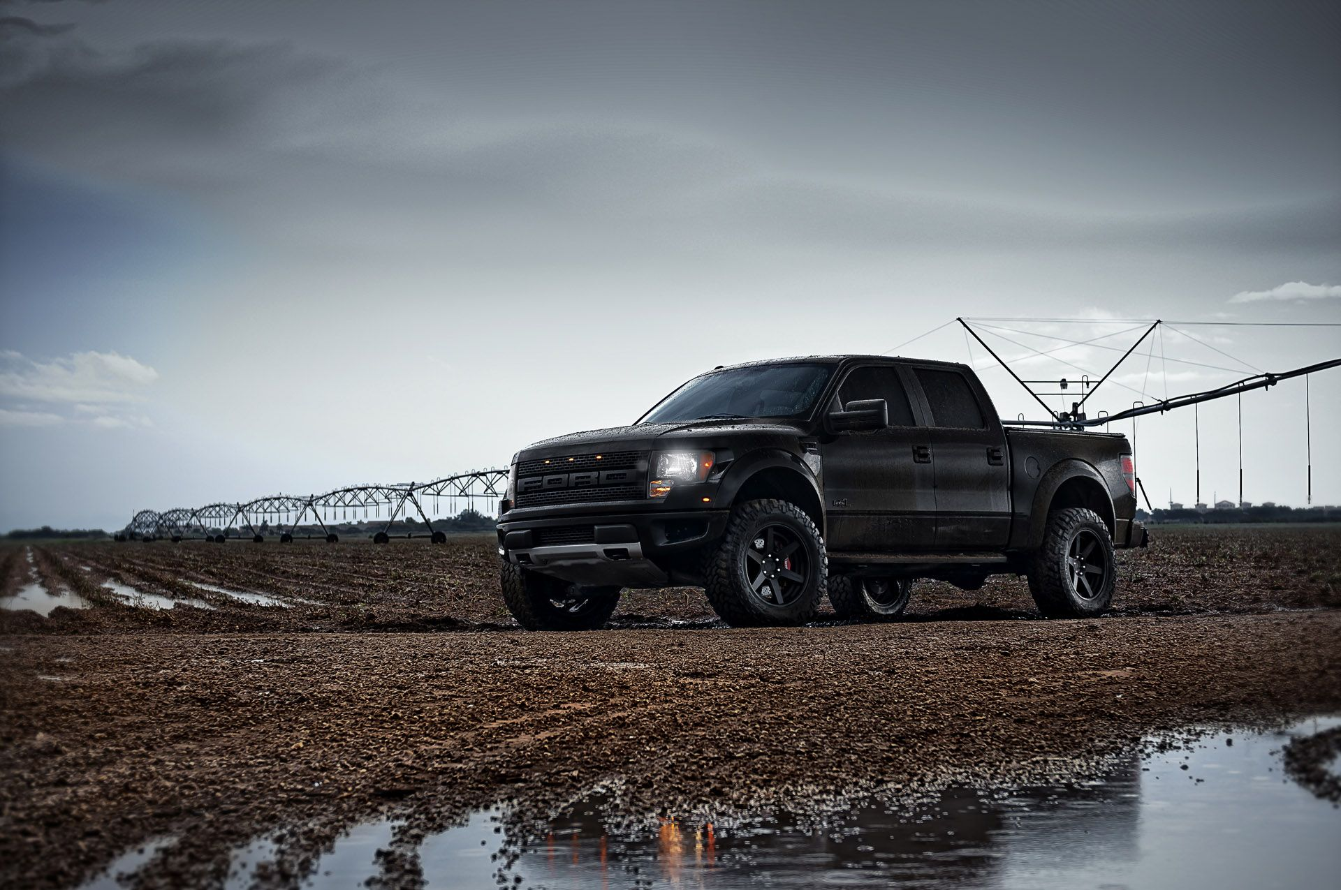 2014 Ford Raptor Wallpaper Ford Raptor Black Ford Raptor