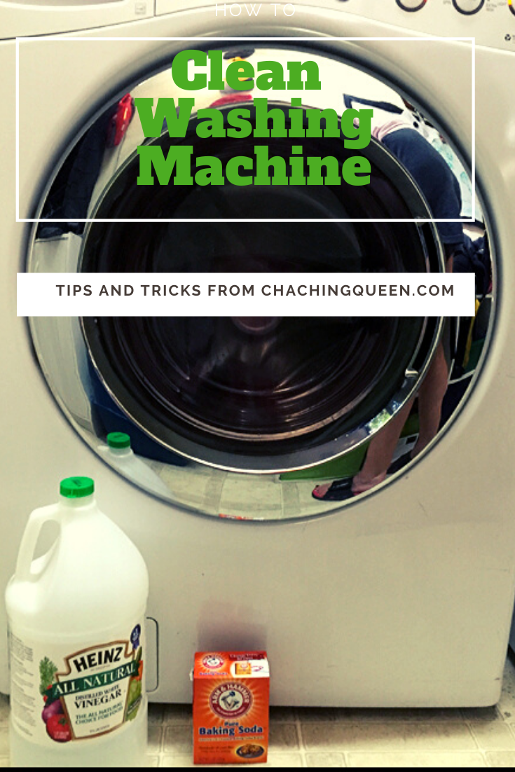 Guide on How to Clean Washing Machine with Vinegar and ...
