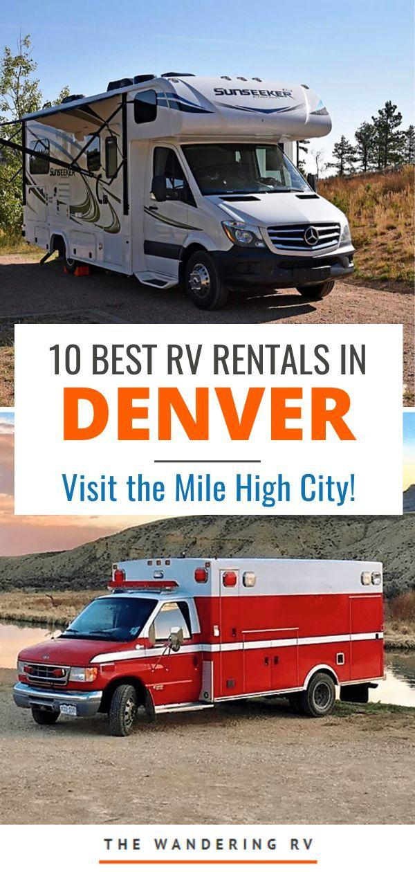 10 Best Camper & RV Rentals in Denver, CO in 2020 Rental